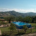 piscina de Il torrino
