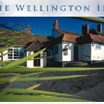 The Front of The Wellington