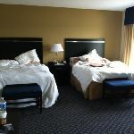Queen Beds-very comfortable