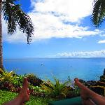 Our second favorite activity at Paradise Taveuni!