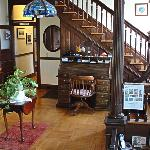 Our Inn is within walking distance of many fine restaurants, shops, and boutiques in Harrisonbur