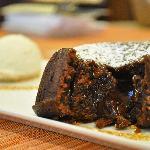 Molten Lave Chocolate Cake