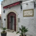 Entrance to Restaurant