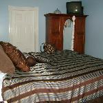 Blue & Brown Suite