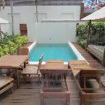 piscina villa (habitacion)