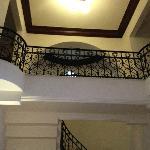 Inner balcony