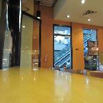 Inside Starbucks