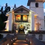 capilla del hotel