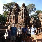 David at Banteay Srei