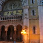 La Cattedrale Cattolica di Tunisi.