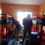 Girl dorms