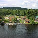 Fish or ATV from your cabin at powderhorn