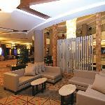 Lobby area, Piano bar