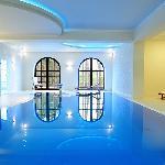 Swimming pool Hotel Kazimierski Zdroj