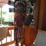 Welcoming Kachina