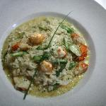 Maine lobster risotto