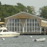 View from the Annapolis City dock