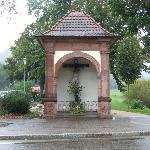 Genganbach. Roadside Shrine.