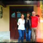 Luis y Patricia