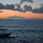 Gili Islands at sunrise