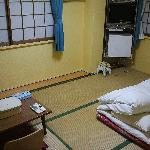 Single tatami room