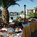 main Pool/ Restaurant Buffet