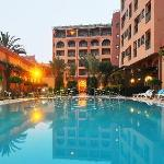 Diwane Hotel Swimming Pool