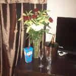 Roses, Chocolates & Champagne