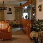 Breakfast area/lobby/reception