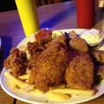 captain's plate