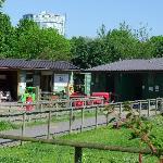 inside zoo