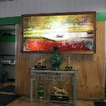decor at New China