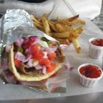 excellent gyro