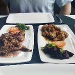 Grilled Quails and Rabbit Casserole