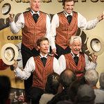 Barber Shop Quartets