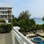 Beachcomber #15 - View from the terrace