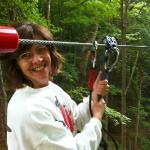 Go Ape Treetop Adventure Course Foto