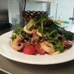 Fortuna Calamari Salad