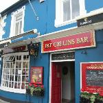Collins pub - street view