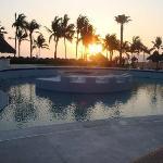Sunset new Pool