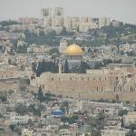 Jerusalem from Taielet