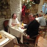 Friendly service in a charming ambiance