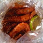 all shebang shrimp!