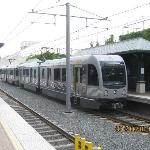 Metro Del Mar Station Pasadena
