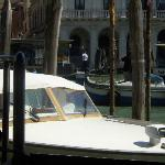 Venice boats within walking distance.