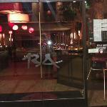 RA Sushi Bar Restaurant Main Entrance