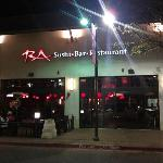 RA Sushi Bar Restaurant View from Street