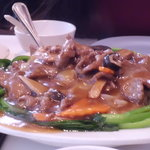 Beef Hor Fun (Rice Noddles)
