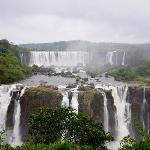 Main reason for visiting Iguacu