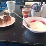 Hilton Garden Inn - Aberdeen - Excellent breakfast